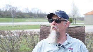 One Veteran's Recovery...Using Golf!