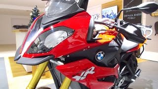 How does stock BMW S 1000 XR sound?
