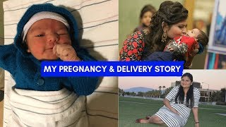 Pregnancy & Normal Delivery Story in USA