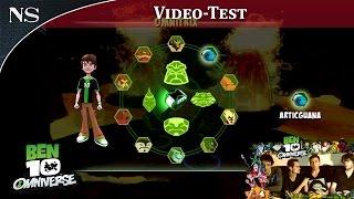 The NAYSHOW - Vidéo-Test de Ben 10 : Omniverse (PS3)
