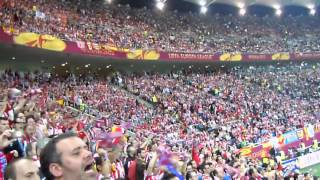 Atletico Madrid - Bilbao    FINAL EUROPA LEAGUE 2012