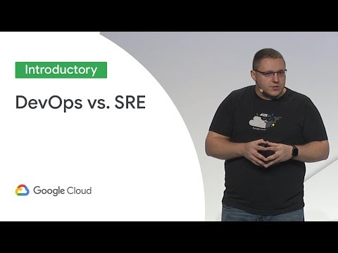 DevOps Vs. SRE: