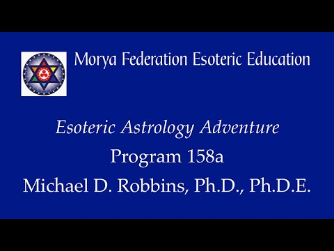 Esoteric Astrology Adventure 158 a