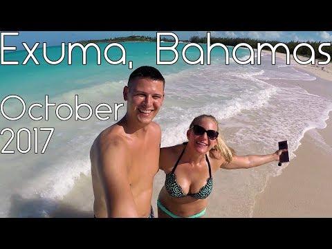 Exuma Bahamas October 2017
