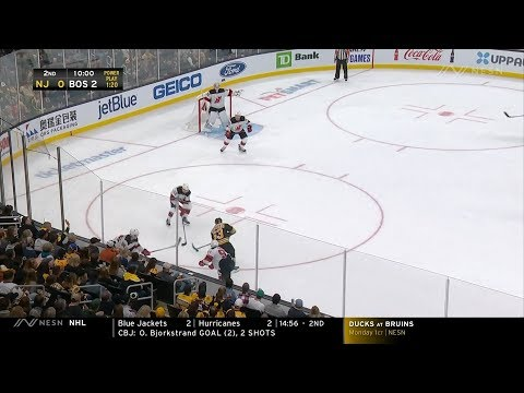 For you assholes who like to shit on Brad Marchand - 10/12/19