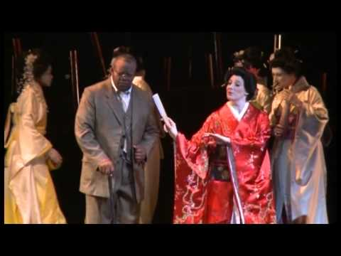 Cape Town Opera Madama Butterfly