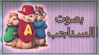 مهرجان صاحبي دراعي | انا قلبي داب | حسن شاكوش - حمو بيكا | بصوت السناجب