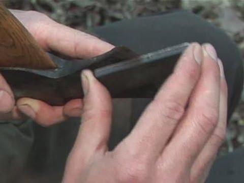 How To Sharpen An Axe Properly