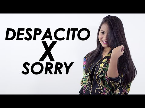 Hanin Dhiya – Despacito X Sorry Mp3