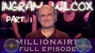 Who Wants to be a Millionaire Ingram Wilcox 5th Million Pound …