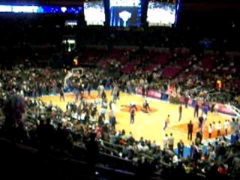 New York Knicks   Madison Square Garden