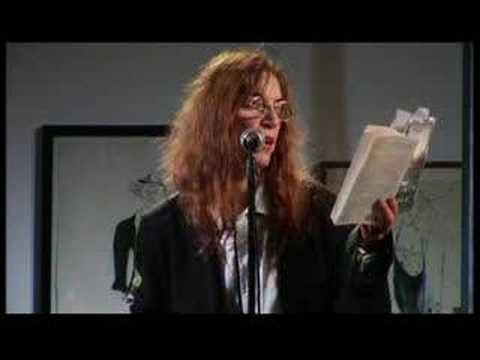 Patti Smith - A Reading Of Virginia Woolf