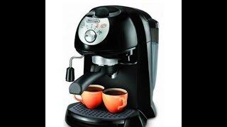 DeLonghi EC221 - coffee make at home -امتلك ماكينة تحضير القهوة والإسبريسو