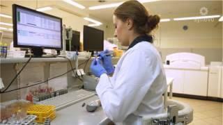 Co dzieje się z próbką krwi w laboratorium?