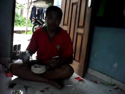 Bikin Spanduk Halal Bihalal Psht Avi Youtube