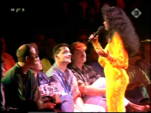 Diana Ross | 1994 | 30th anniversary tour @Rotterdam | 08 | When you tell me that you love me