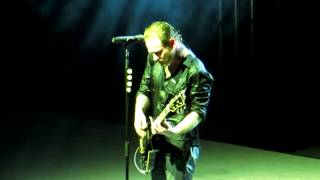 Stone Sour - Bother live in Berlin 2012 - Corey crying