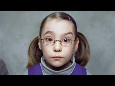 Cute Kids Dancing Eyebrows - Funny Cadbury Chocolate Commercial