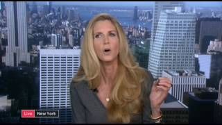 Ann Coulter Channel 4 News 2017