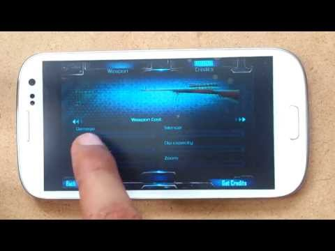 iSniper 3D Arctic Warfare Gameplay Android & iOS Unlimited Credit HD