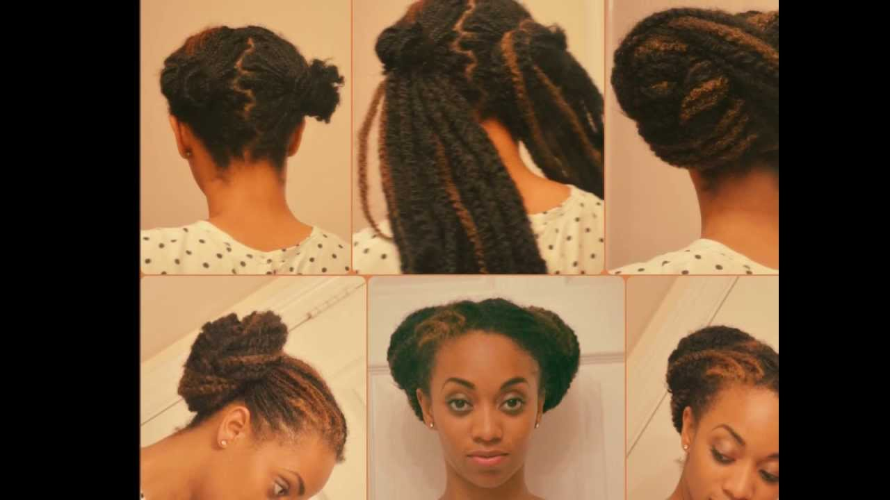 marley braids hairstyles #2 - youtube