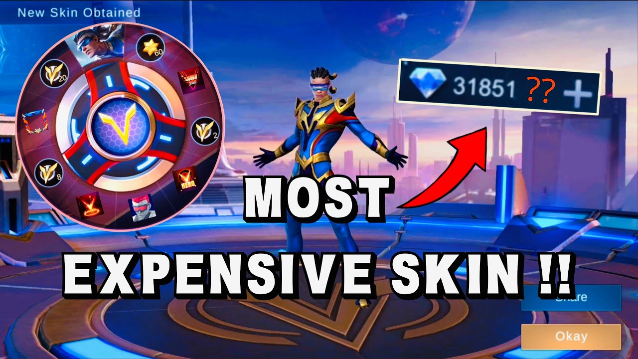 THE MOST EXPENSIVE BRUNO FIREBOLT SUPERHERO SKIN! Firebolt Flare Up Event - Mobile Legends Bang Bang