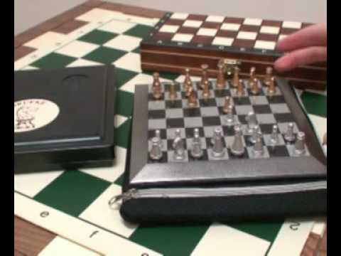 Choosing a Portable Travel Chess Set - Advice