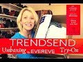 Trendsend Unboxing & Try On || April 2019