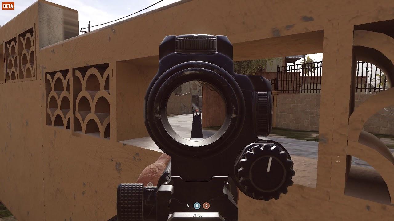 Insurgency Sandstorm Closed Beta Gameplay