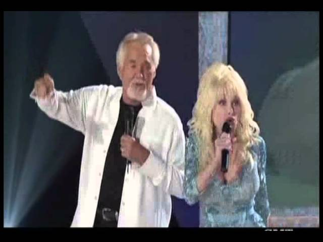 Kenny Rogers; Dolly Parton - Island In The Streaam [#1 ...