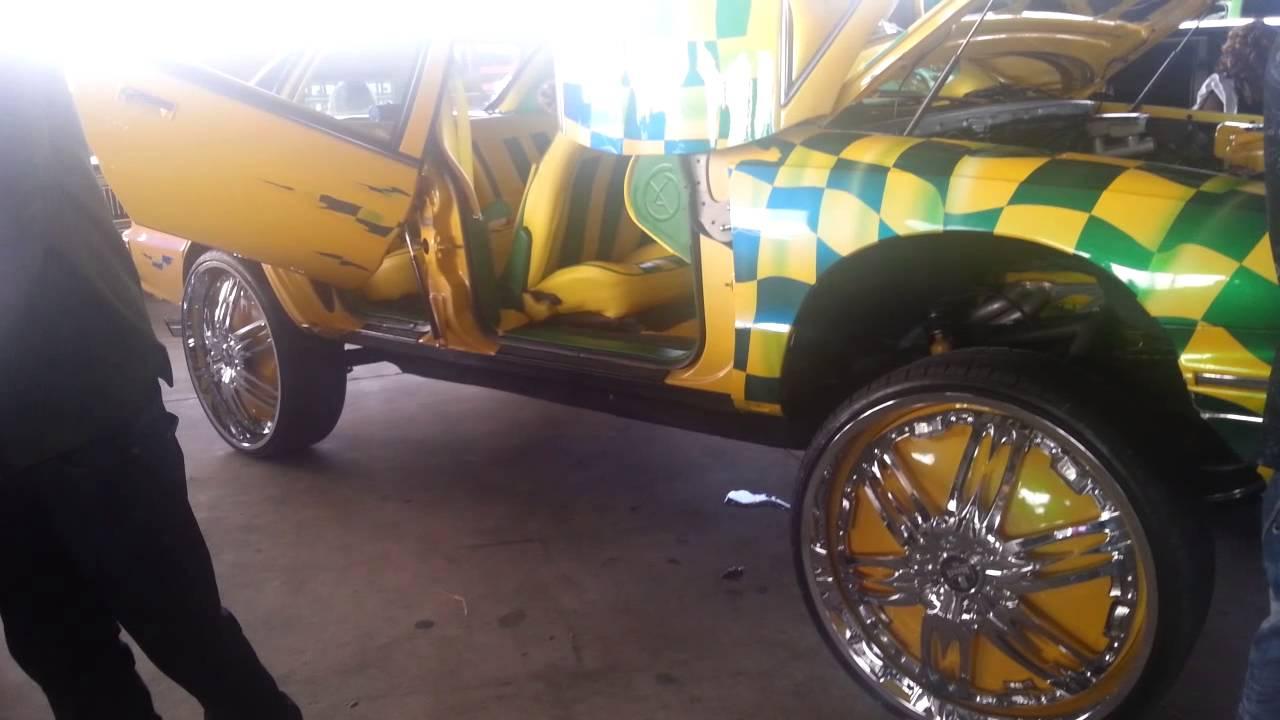 Audi Of Orlando >> Riding Big Car Show 2014 WILD CHEVY CAPRICE Big 32 Inch ...