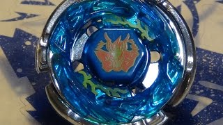 Beyblade Legends STORM PEGASUS 105RF Unboxing & Review!