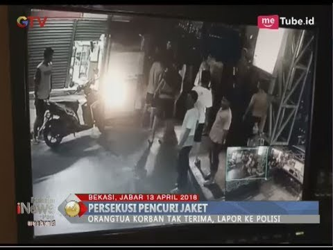 Polisi Tangkap Pelaku Persekusi Bocah yang Ditelanjangi di Bekasi - BIP 14/04
