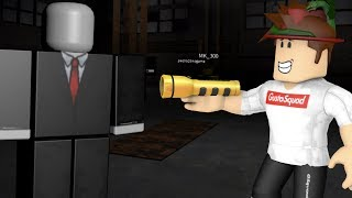 Nothing good in Roblox I have not found, so again you will need to flee from the slender..