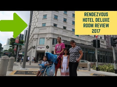 RENDEZVOUS HOTEL DELUXE ROOM REVIEW 2017