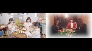 Re:Complex(リコンプレックス)『ruffle』 オモテ・ウラ2画面 short ver.【Music Video】
