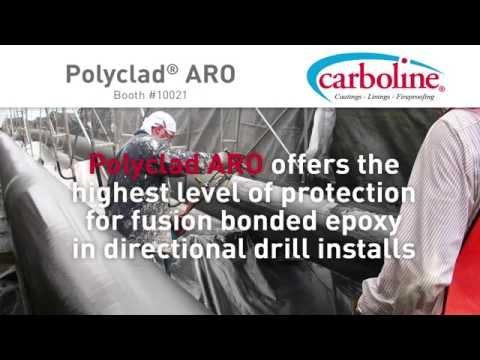 Carboline Polyclad® ARO - YouTube