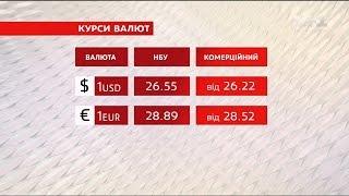 Курс валют та ціни на пальне на 28.04.2017