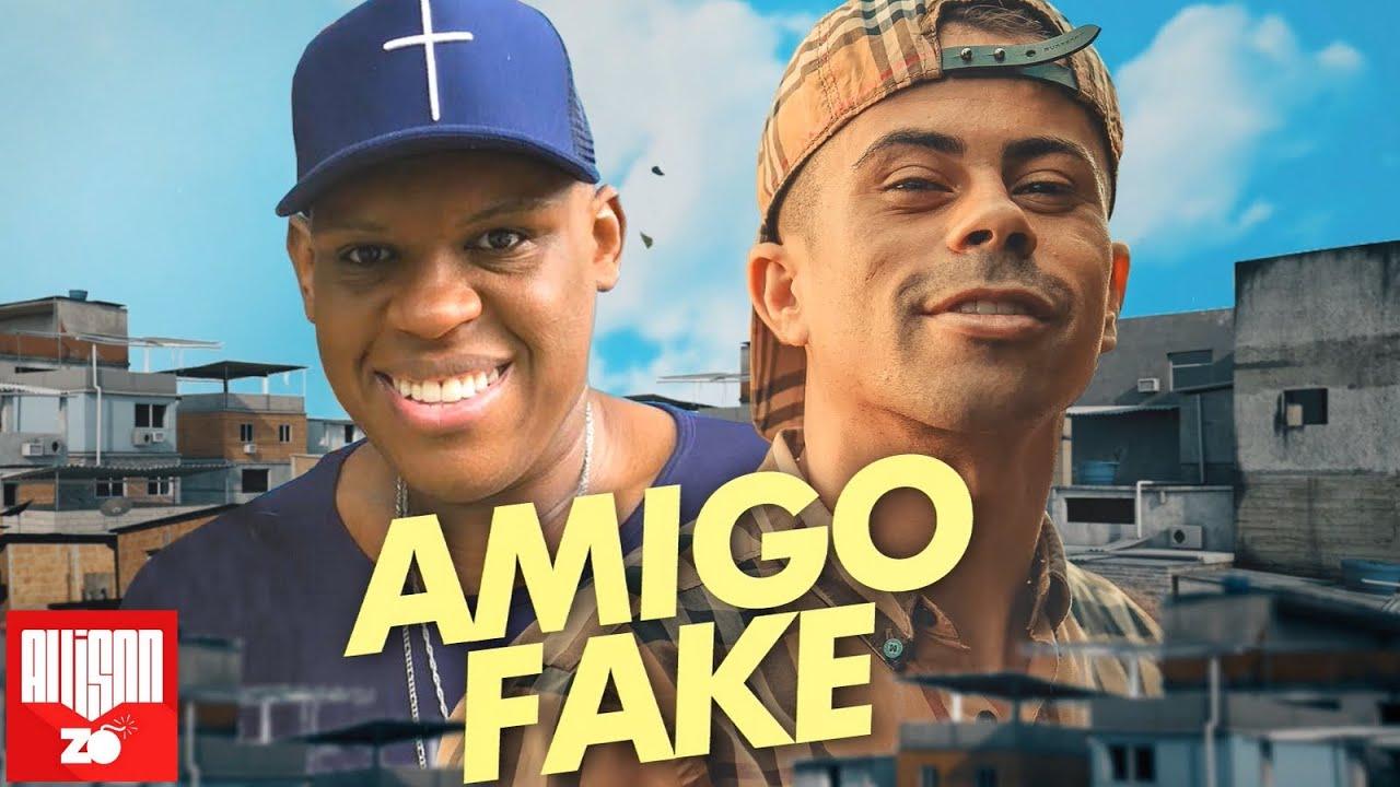MC Bola e MC Neguinho do Kaxeta - Amigo Fake (DJ Pedro)