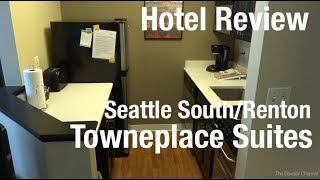 Hotel Review - TownePlace Suites Seattle South/Renton