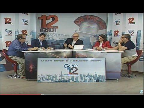 Tertulia política Radio 12 - 29 de junio de 2016 - Parte 2