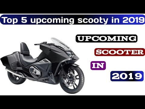 Top 5 upcoming scooter's in india 2019
