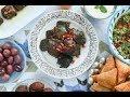 في ضيافة آسيا - محشي الخس - محاشي بنكهة الشواء - محشي ورق عنب بدبس الرمان - الجزء 2