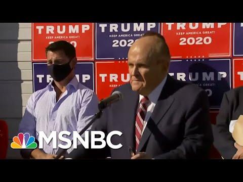Republican Media Stunt Falsely Cast as State Legislative Hearing   Rachel Maddow   MSNBC