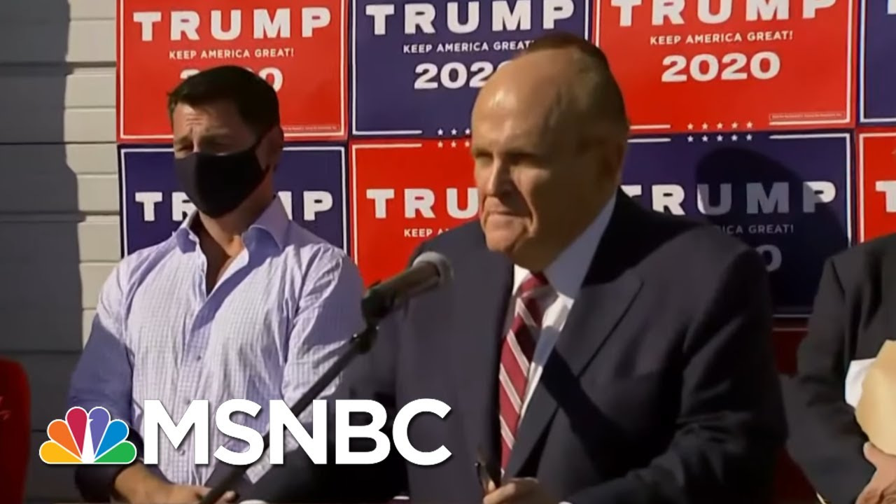 Download Republican Media Stunt Falsely Cast as State Legislative Hearing | Rachel Maddow | MSNBC
