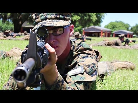 A Journey Through Marine Corps Boot Camp - Week 7