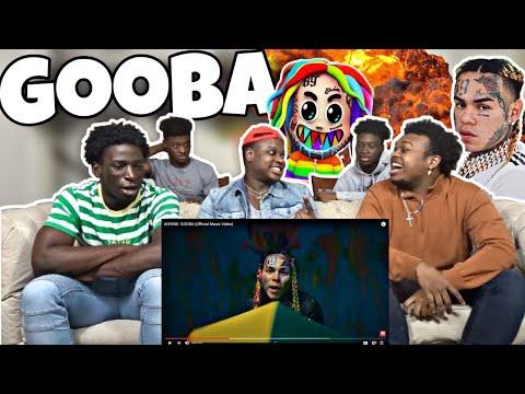 6IX9INE – GOOBA (Official Music Video) | REACTION!