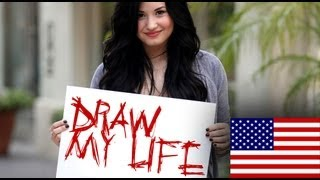 DRAW MY LIFE - DEMI LOVATO (ENGLISH)