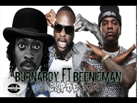 BurnaBoy FT BeenieMan SOKE REMIX with DJ...