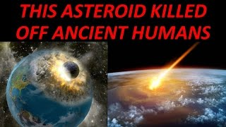 5 Things PROVE Asteroid Hit Earth & RESET Advanced Ancient Human Civilization 12980 Years Ago